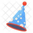 Party Cap Party Hat Birthday Hat Icon