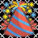 Party Hat Celebration Birthday Icon