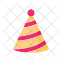 Party Hat New Year Hat Christmas Hat Icon