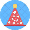 Party Hat Hat Birthday Icon