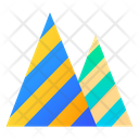 Party Hats Birthday Icon