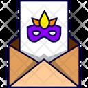 Party Invitation Icon