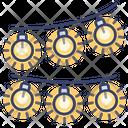Decoration Lights Light Icon