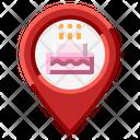 Party Location Icon