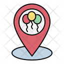 Location Place Birthday Icon