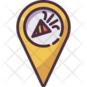 Party Location Party Location Icon