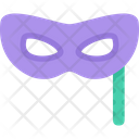 Party Mask Carnival Mask Eye Mask Icon