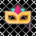 Party Mask Carnival Mask Mask Icon