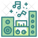 Party Music Music Audio Icon