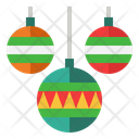 Party Ornament Decoration Ball Icon