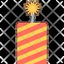 Celebration Firecracker Petard Firecracker Icon