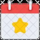 Party Reminder Planner Calendar Icon