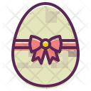 Paschal Egg Decorated Icon