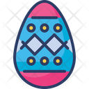 Paschal Eggs Icon