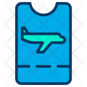 Flight Pass Flight Ticket Airport Pass Icon