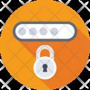 Passcode Lock Padlock Icon