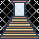 Passage Route Path Icon