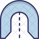 Passageway Subway Tunnel Tunnel Icon