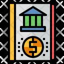 Passbook Bank Book Bank Account Icon