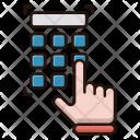 Passcode Password Icon