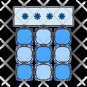 Keypad Pin Code Icon