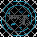 Passcode Bug Data Icon