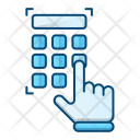 Passcode security Icon
