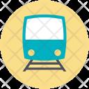 Passenger Train Railway Icon