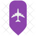 Passenger Airbus Fly Icon