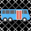 Omnibus Bus Passenger Icon