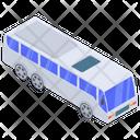 Passenger Local Transport Bus Local Bus Icon