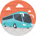 Public Passenger Bus Icon