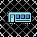 Passenger Bus Passengers Transportation Icon