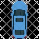 Passenger Car Icon