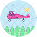 Passenger Helicopter Helicopter Transport Heli Icon