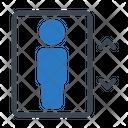 Passenger Lift Icon