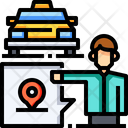 Passenger Passenger Location Customer Location Icon