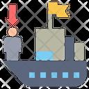 Passenger Ship Ship Boat Icon