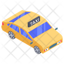 Passenger Taxi Service Icon