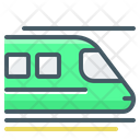 Passenger Train Icon