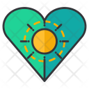 Passion Heart Icon