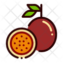 Fruit Food Passion Icon
