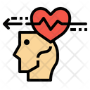Passion Mind Heart Icon