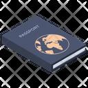 Passport Traveling Document Visa Icon