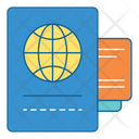 Travel Book Guide Icon