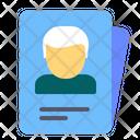 Passport Identity Id Icon
