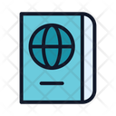 Passport Passport Book International Passport Icon