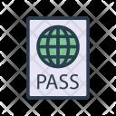 Passport Travel International Icon