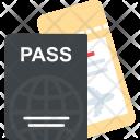 Passport International Worldwide Icon