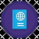 Ipassport Passport Permit Document Icon